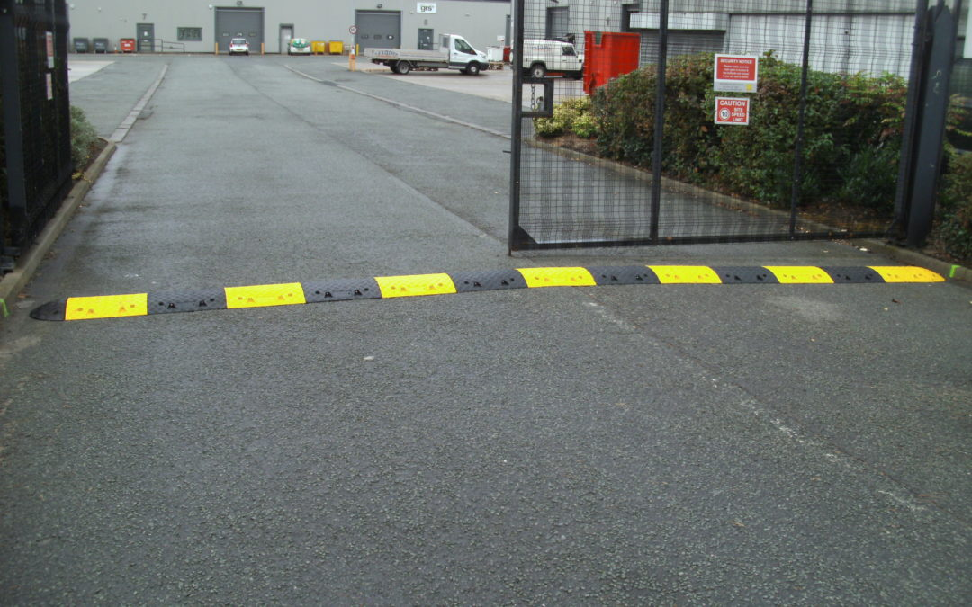 Heavy Duty Speed Bumps