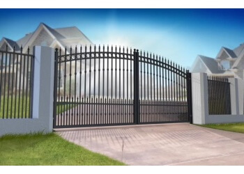 Aluminium Entrance Gates Online Offers