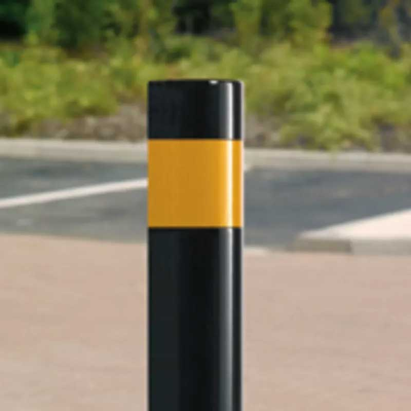 Steel Security Bollards