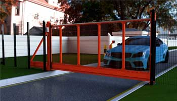 Buy Cantilever Gates