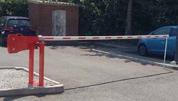 Buy heavy duty carpark barriers
